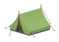 This tent is sponsored by: